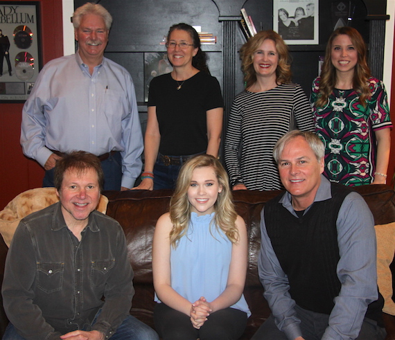 MV2 Entertainment Signs Singer/Songwriter, Nora Collins