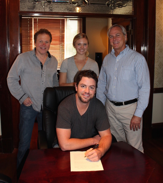 MV2 Entertainment Signs Nick Donley to Songwriter Roster