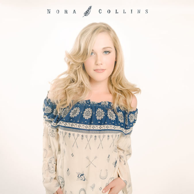 MV2 Entertainment Artist Nora Collins Releases Self-Titled EP
