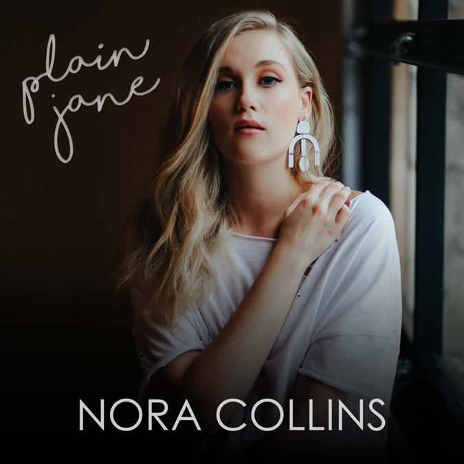 "Nora Collins Release New Single, ""Plain Jane,"" With Vince Gill on Background Vocals"