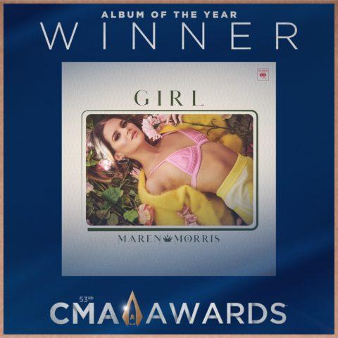 CMA Award Wins