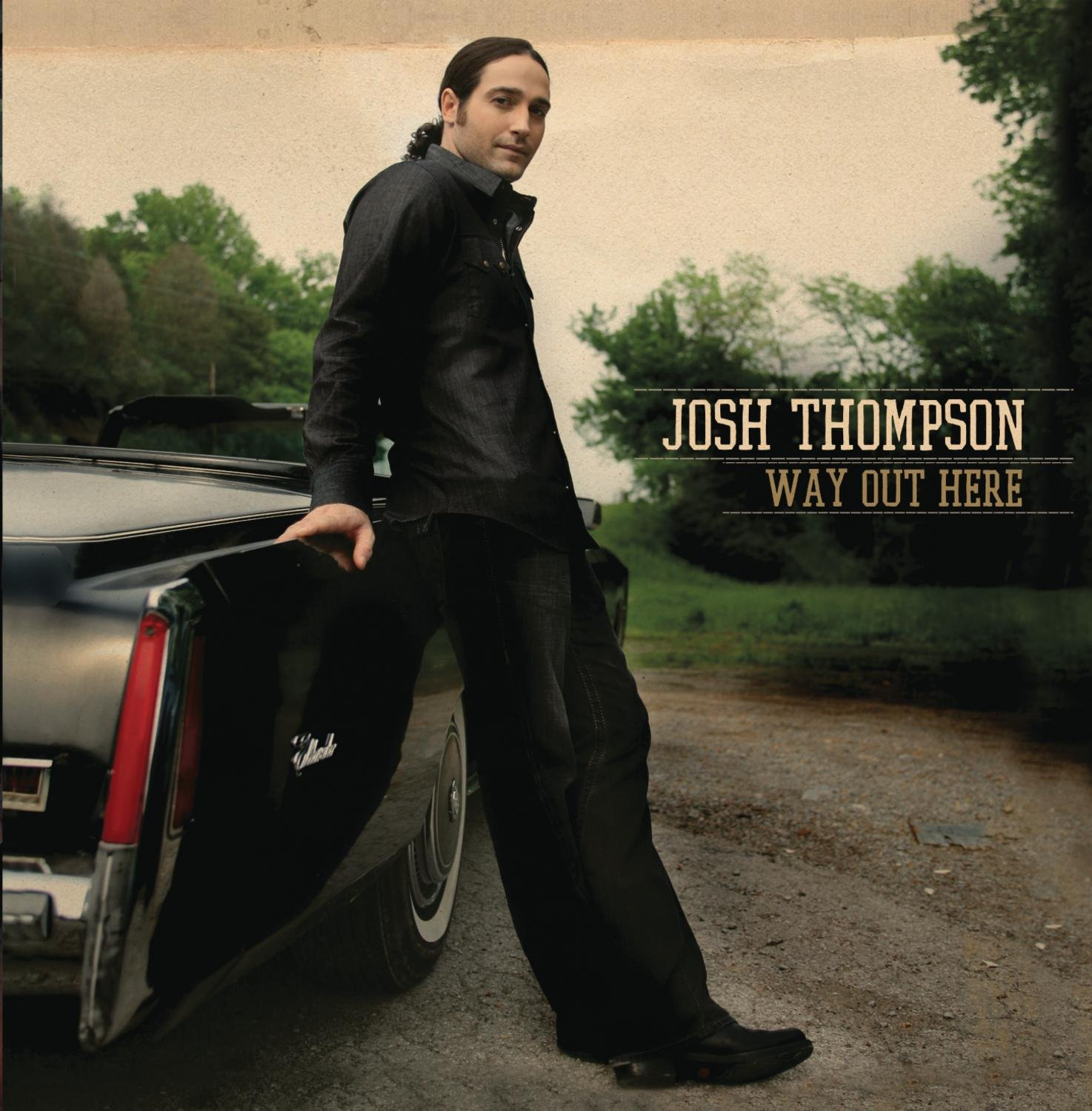 Blame It On Waylon – Josh Thompson